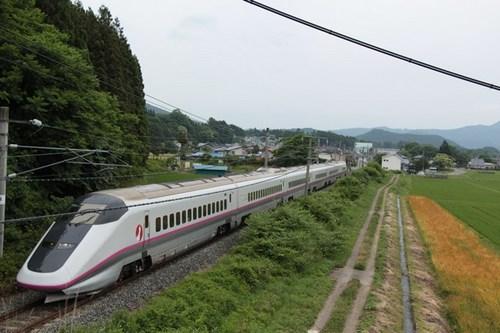 """Akita Shinkansen E3""""KOMACHI""""-103a.jpg"""
