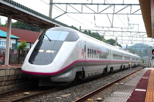 """Akita Shinkansen E3""""KOMACHI""""-111.jpg"""