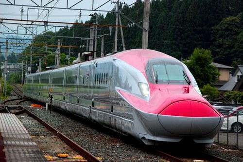 """Akita Shinkansen E6""""Super KOMACHI""""-03c.jpg"""